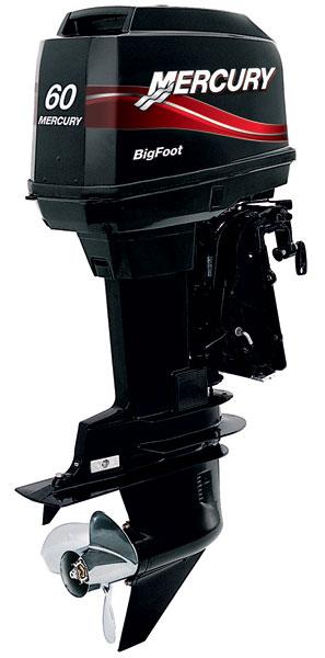mercury лодочные моторы размеры