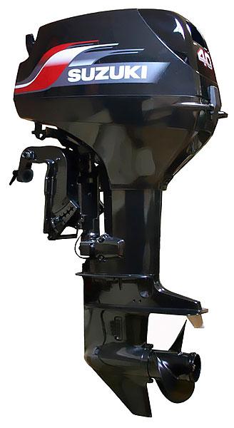 расход топлива на лодочном моторе судзуки